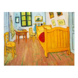 Vincent Van Gogh - Bedroom in Arles Postcard