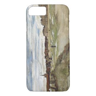 Vincent Van Gogh Bleaching Ground At Scheveningen iPhone 7 Case