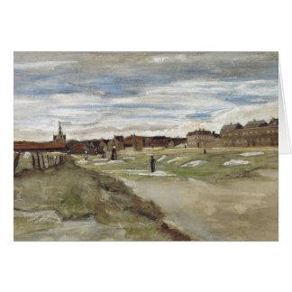 Vincent van Gogh - Bleaching Ground Card