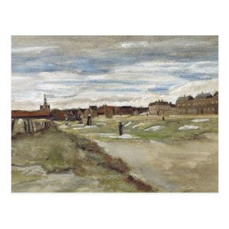 Vincent van Gogh - Bleaching Ground Postcard