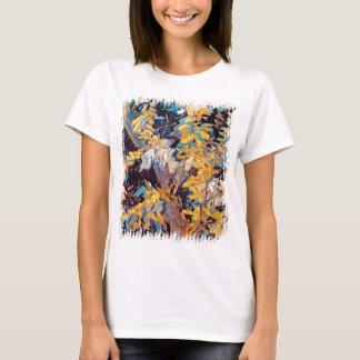 Vincent Van Gogh - Blossoming Acacia Branches T-Shirt