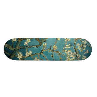 Vincent Van Gogh -  Blossoming Almond Tree 20.6 Cm Skateboard Deck