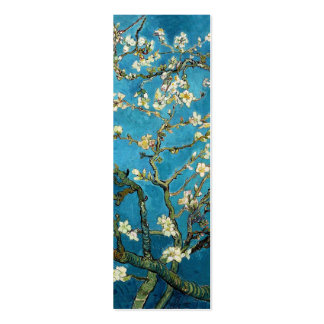 Vincent van Gogh, Blossoming Almond Tree, Business Cards