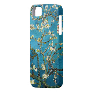 Vincent van Gogh, Blossoming Almond Tree iPhone 5 Covers