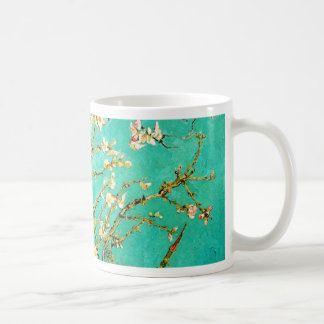 Vincent van Gogh Blossoming Almond Tree Coffee Mug