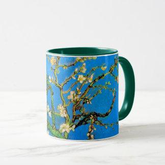 Vincent Van Gogh - Blossoming Almond Tree Fine Art Mug