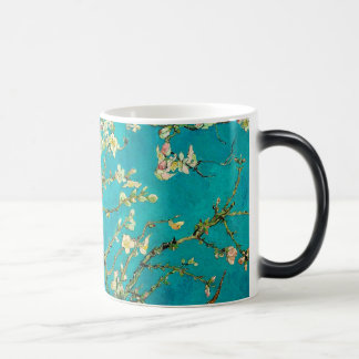 Vincent Van Gogh Blossoming Almond Tree Floral Art Magic Mug