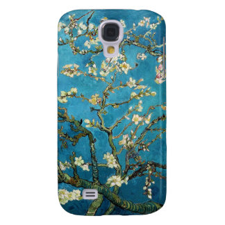 Vincent van Gogh, Blossoming Almond Tree Galaxy S4 Cases