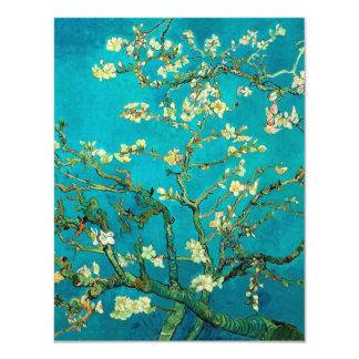 Vincent Van Gogh Blossoming Almond Tree Invitations