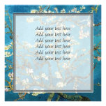 Vincent van Gogh, Blossoming Almond Tree Personalized Invites