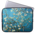 Vincent van Gogh, Blossoming Almond Tree Laptop Sleeve