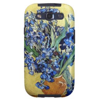 Vincent van Gogh, blue irises Galaxy S3 Cover