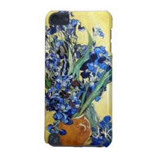 Vincent van Gogh, blue irises iPod Touch (5th Generation) Covers