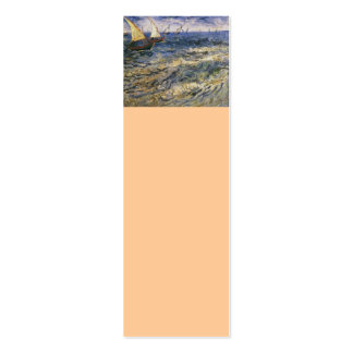 Vincent van Gogh Bookmark Pack Of Skinny Business Cards