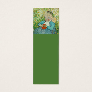 Vincent van Gogh Bookmark Mini Business Card