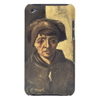 Vincent van Gogh   Bust of a Peasant, 1884 iPod Touch Case