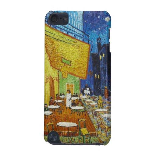 Vincent Van Gogh - Cafe Terrace iPod Touch 5G Case