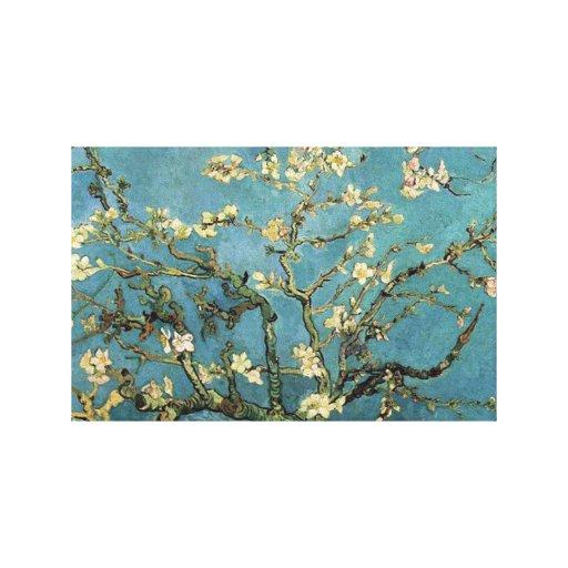 Vincent van Gogh Stretched Canvas Prints