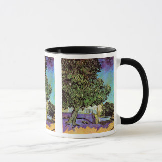 Vincent Van Gogh - Chestnut Tree In Blossom Mug