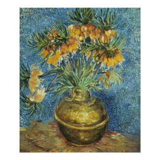 Vincent van Gogh | Crown Imperial Fritillaries Poster