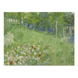 Vincent van Gogh - Daubigny's Garden Postcard