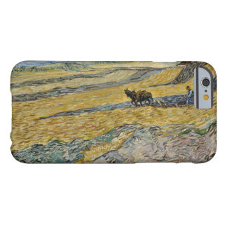Vincent van Gogh - Enclosed Field with Ploughman Barely There iPhone 6 Case