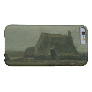 Vincent van Gogh - Farm with Stacks of Peat Barely There iPhone 6 Case