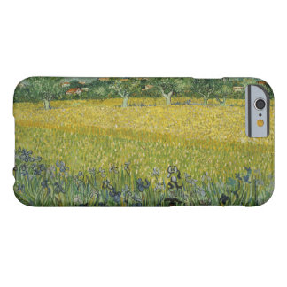 Vincent van Gogh - Field with Flowers Near Arles Barely There iPhone 6 Case