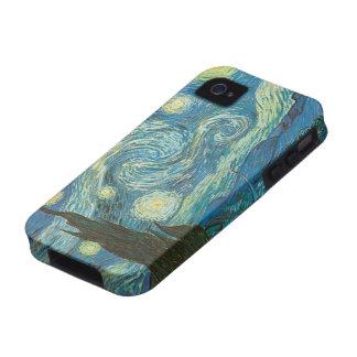 Vincent Van Gogh Fine Art Painting iPhone 4 Case