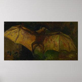 Vincent van Gogh Flying Fox GalleryHD Fine Art Poster
