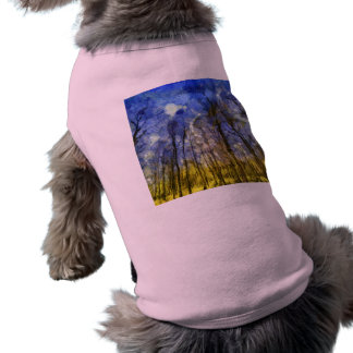 Vincent Van Gogh Forest Art Shirt