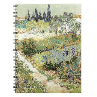Vincent Van Gogh Garden at Arles Notebooks