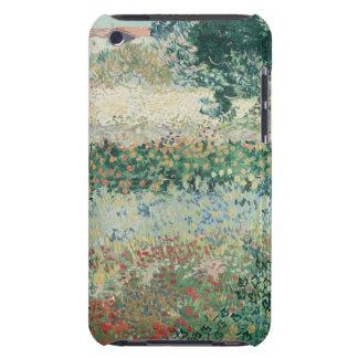 Vincent van Gogh   Garden in Bloom, Arles, 1888 iPod Touch Cover