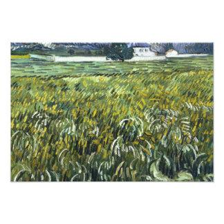 Vincent van Gogh - House at Auvers Photo Art