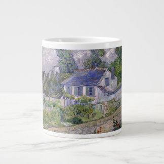 Vincent van Gogh - Houses at Auvers Large Coffee Mug