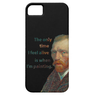 Vincent Van Gogh iPhone 5 Cover