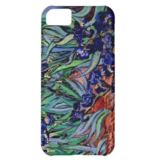 Vincent Van Gogh Irises Case For iPhone 5C