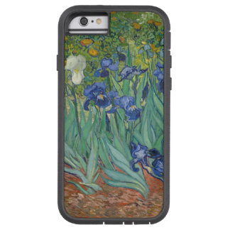 Vincent van Gogh Irises GalleryHD Fine Art Tough Xtreme iPhone 6 Case