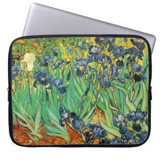 Vincent van Gogh,Irises Laptop Sleeve