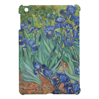 Vincent Van Gogh Irises Painting Flowers Art Work Cover For The iPad Mini