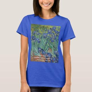 Vincent van Gogh Irises Women's T-Shirt