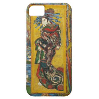 Vincent Van Gogh - La Courtisane Mobile Phone Case