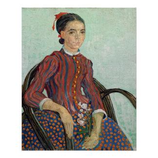 Vincent van Gogh | La Mousme, 1888