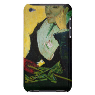 Vincent van Gogh   L'Arlesienne, detail, 1888  iPod Touch Case-Mate Case