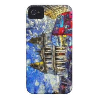 Vincent Van Gogh London iPhone 4 Cover
