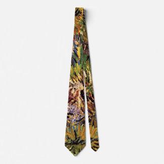 Vincent Van Gogh - Meadow In The Garden Fine Art Tie