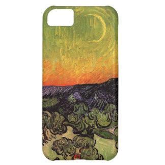 Vincent Van Gogh Moonlit Landscape Case For iPhone 5C