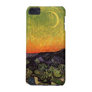 Vincent Van Gogh Moonlit Landscape iPod Touch (5th Generation) Cover