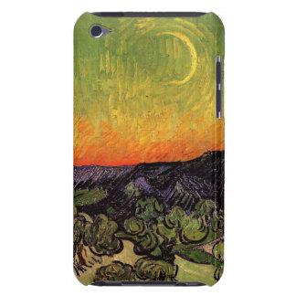 Vincent Van Gogh Moonlit Landscape Barely There iPod Cases