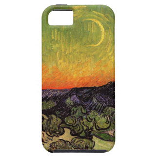 Vincent Van Gogh Moonlit Landscape iPhone 5 Cases